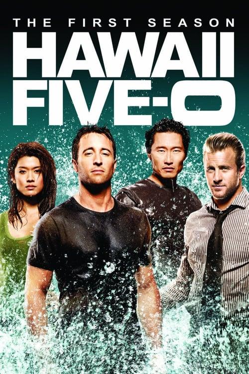 Temporada 1 : Hawai 5.0