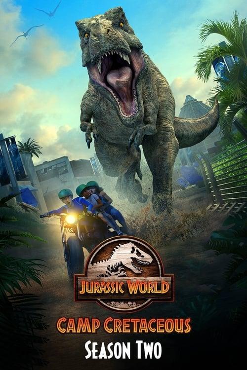 Temporada 2 : Jurassic World: campamento Cretácico