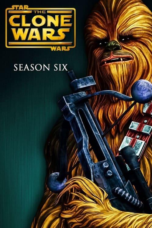 Temporada 6: Las misiones perdidas : Star Wars: The Clone Wars