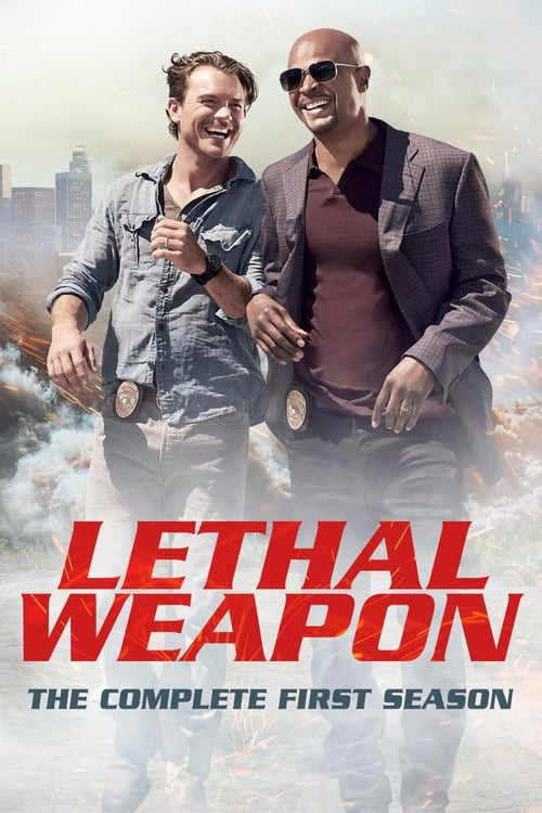 Temporada 1 : Arma letal