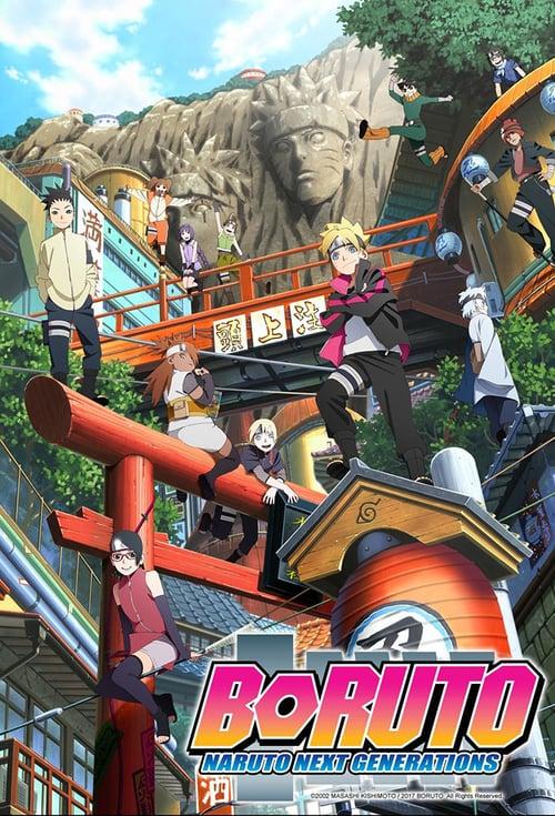 Temporada 1 : Boruto: Naruto Next Generations