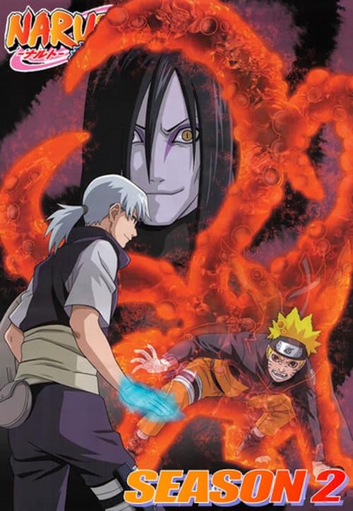 El tan esperado reencuentro : Naruto Shippuden