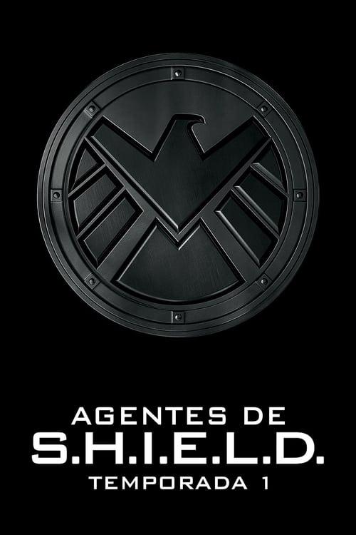 Temporada 1 : Marvel Agentes de S.H.I.E.L.D.