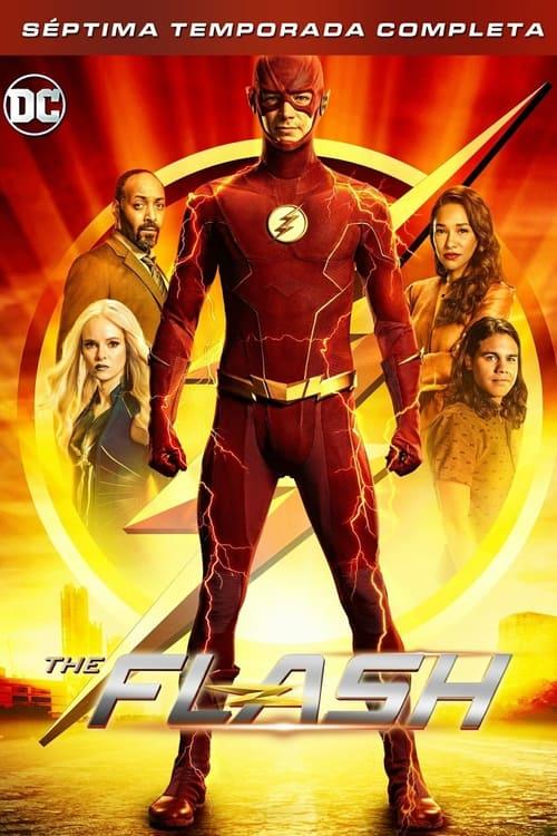 Temporada 7 : The Flash