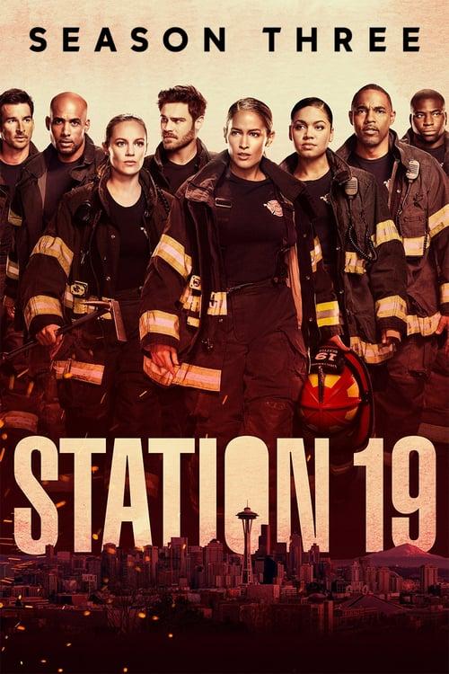Temporada 3 : Estación 19