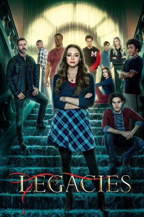 Temporada 3 : Legacies