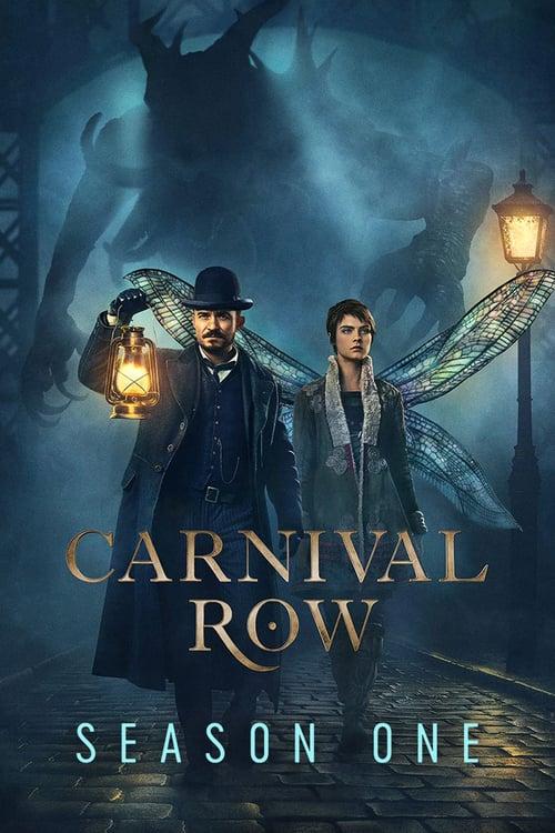 Temporada 1 : Carnival Row
