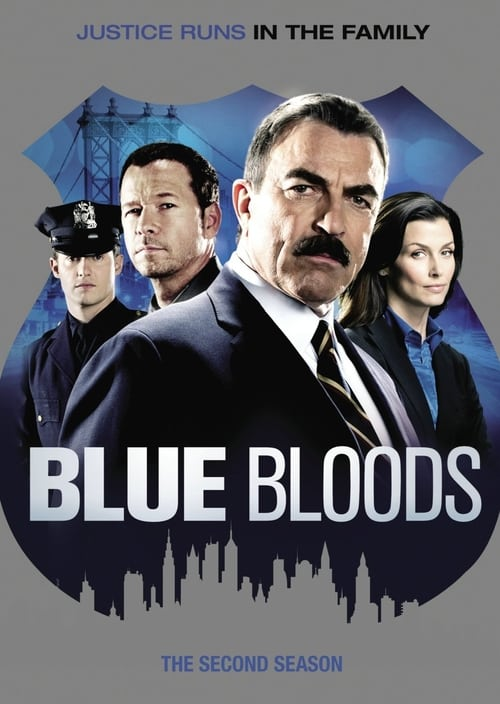 Temporada 2 : Blue Bloods (Familia de policías)