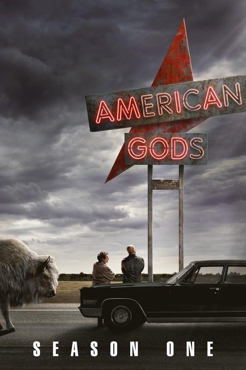 Temporada 1 : American Gods
