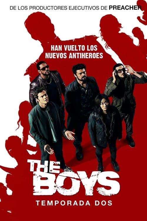Temporada 2 : The Boys