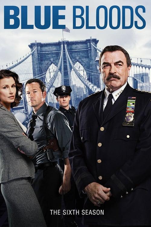 Temporada 6 : Blue Bloods (Familia de policías)