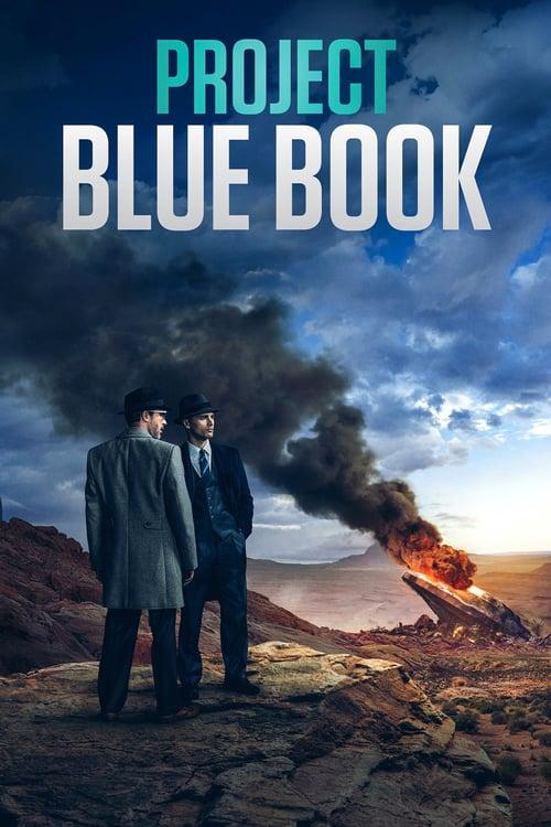 Temporada 2 : Proyecto libro azul