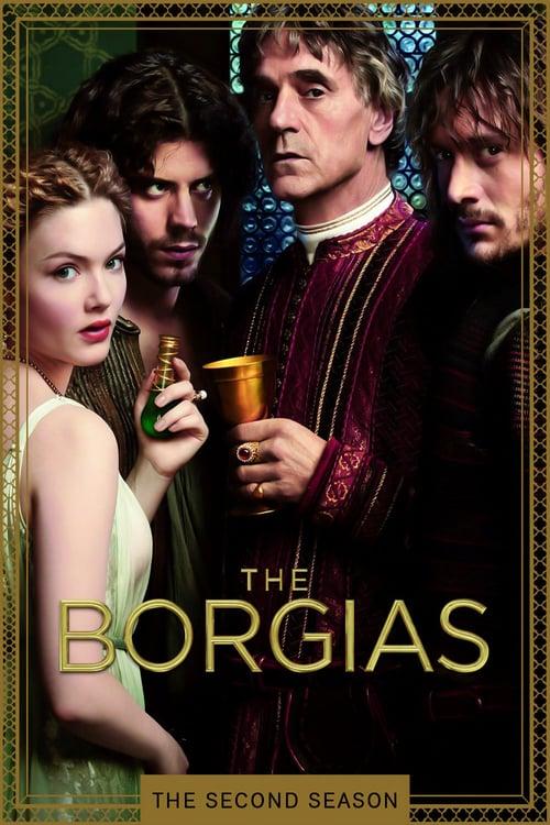 Temporada 2 : Los Borgia