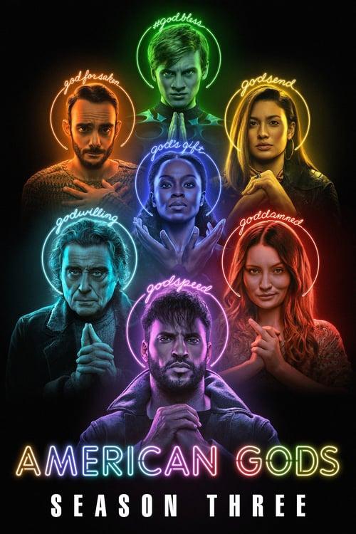 Temporada 3 : American Gods