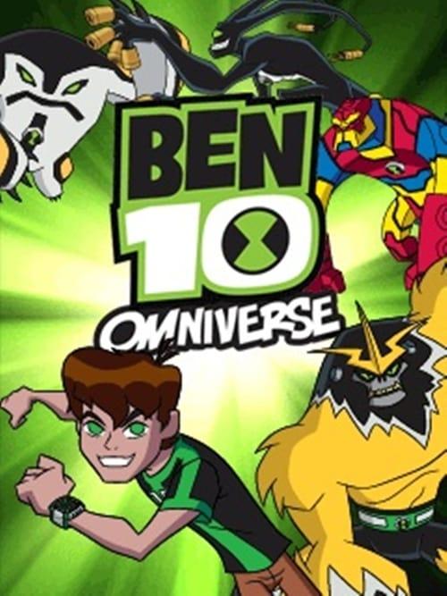 Temporada 8 : Ben 10: Omniverse