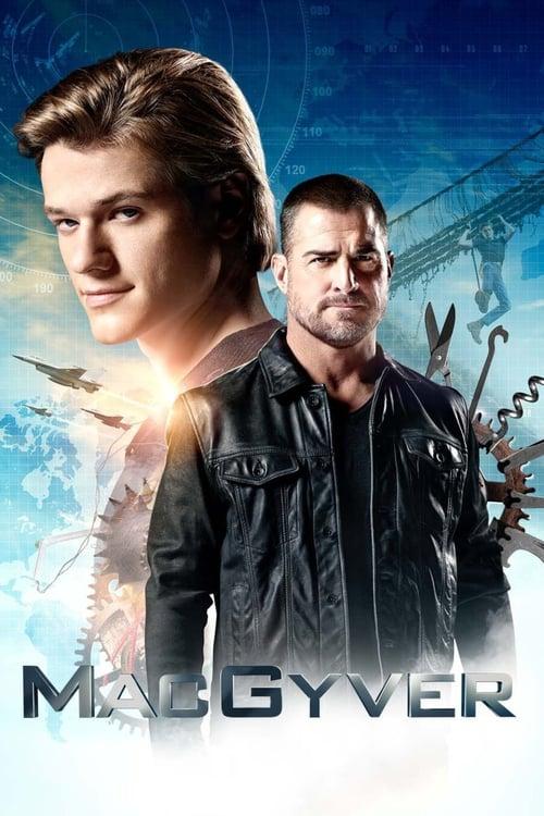 Temporada 2 : MacGyver