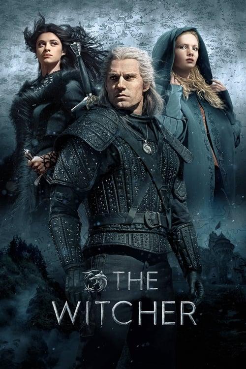 Temporada 1 : The Witcher
