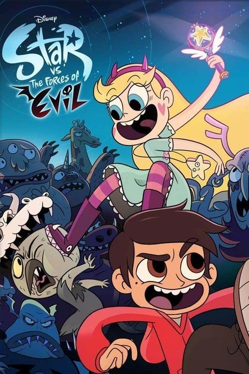 Temporada 1 : Star vs. las fuerzas del mal