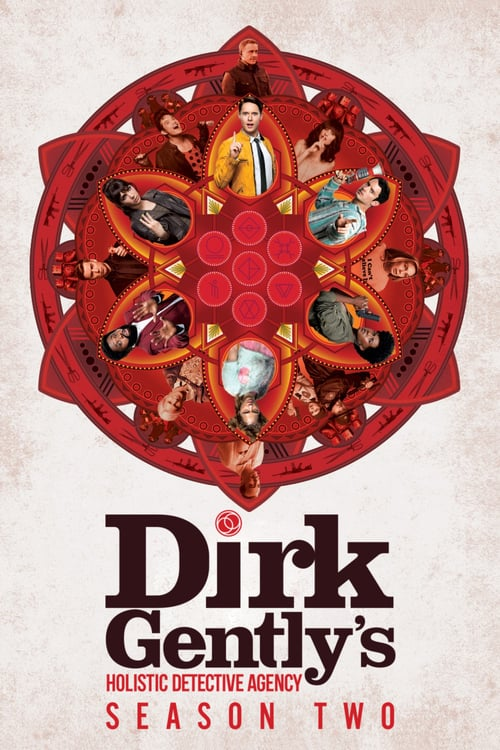 Temporada 2 : Dirk Gently, Agencia de investigaciones holísticas