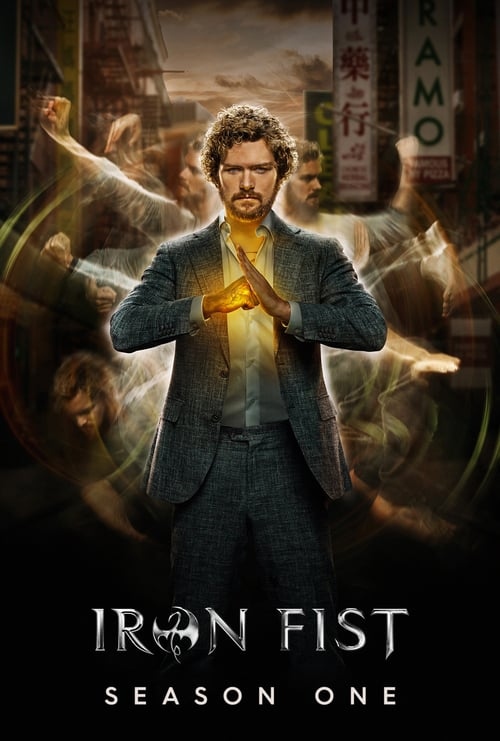 Temporada 1 : Marvel - Iron Fist