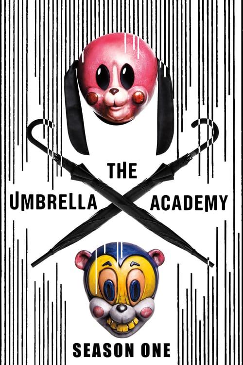 Temporada 1 : The Umbrella Academy