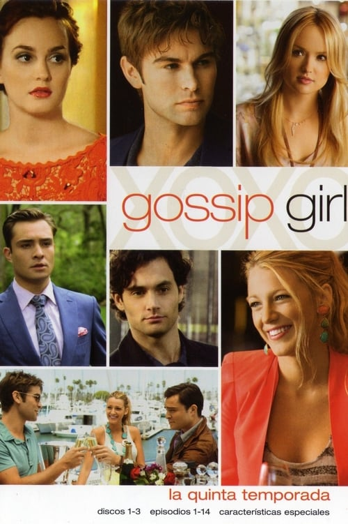 Temporada 5 : Gossip Girl