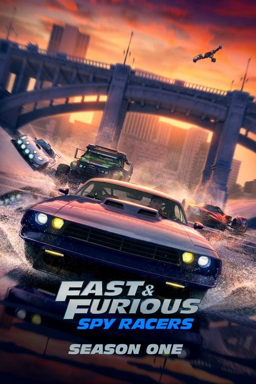 Temporada 1 : Fast & Furious: Espías a todo gas