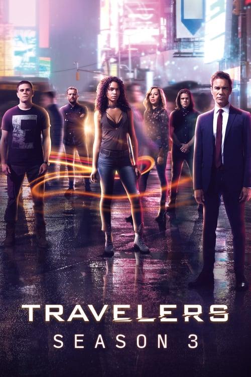 Temporada 3 : Viajeros