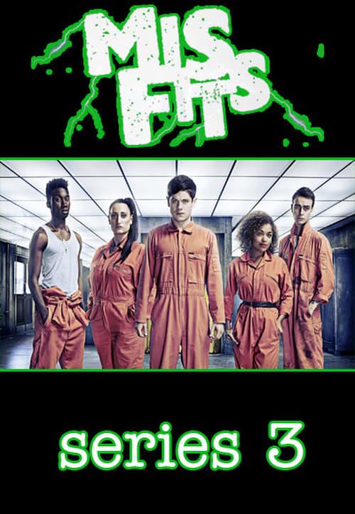 Temporada 3 : Misfits