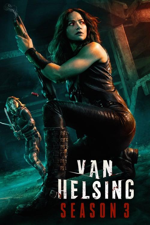 Temporada 3 : Van Helsing