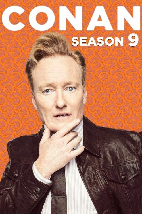 Temporada 9 : Conan