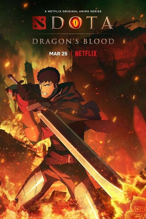 Temporada 1 : DOTA: Dragon's Blood