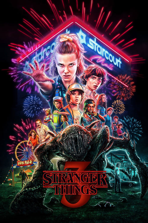 Temporada 3 : Stranger Things