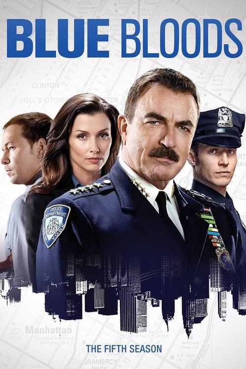 Temporada 5 : Blue Bloods (Familia de policías)