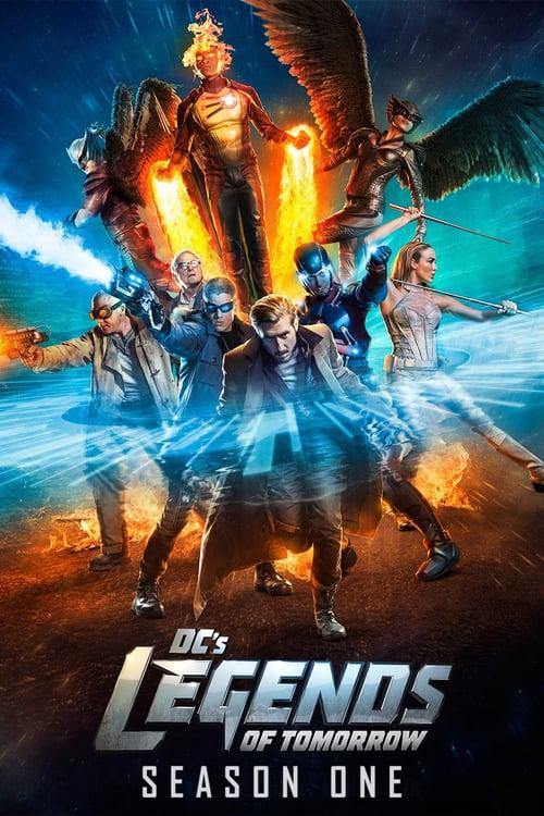 Temporada 1 : DC's Legends of Tomorrow