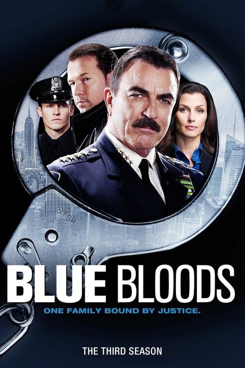 Temporada 3 : Blue Bloods (Familia de policías)