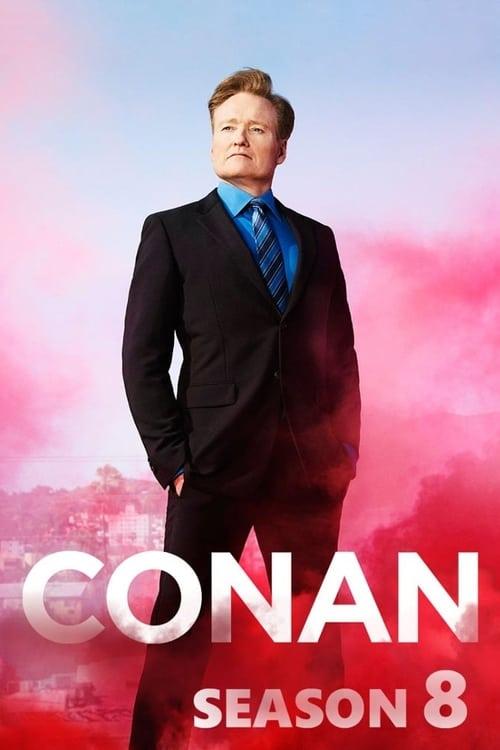 Temporada 8 : Conan