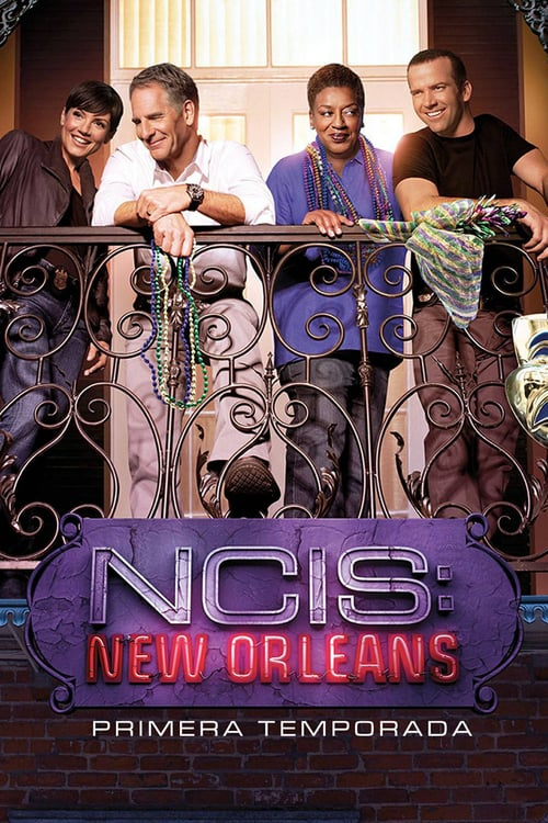 Temporada 1 : NCIS: Nueva Orleans