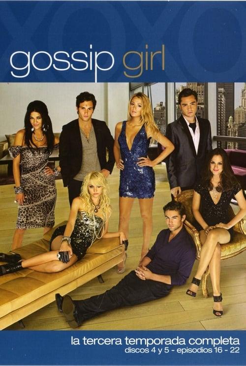 Temporada 3 : Gossip Girl