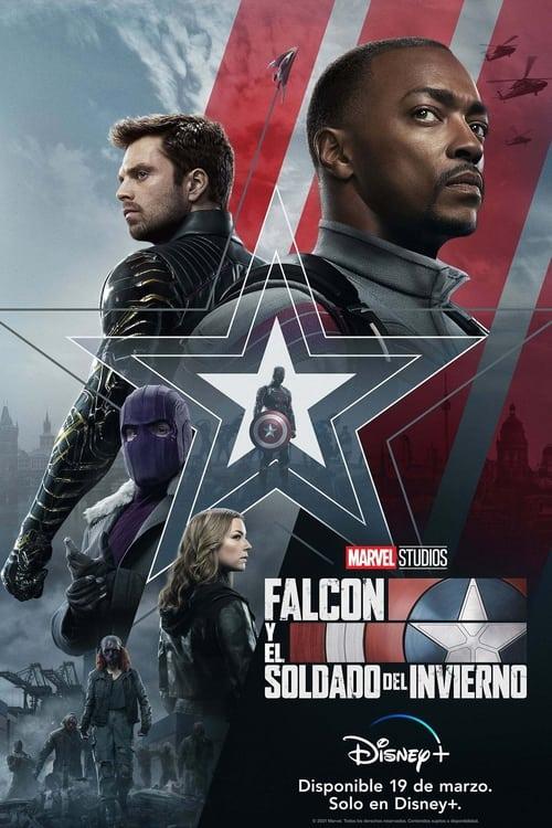 Temporada 1 : Falcon y el Soldado de Invierno